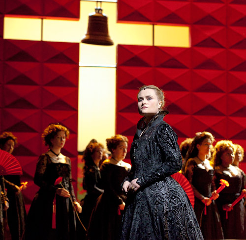 Listen to Verdi's Don Carlo, Live at The Met