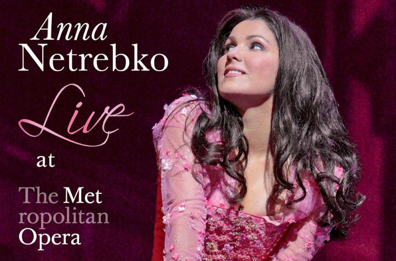 Meet Anna Netrebko in person