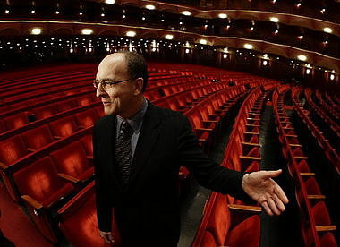Julie Jacobson / Associated Press Peter Gelb, general manager of the Metropolitan Opera