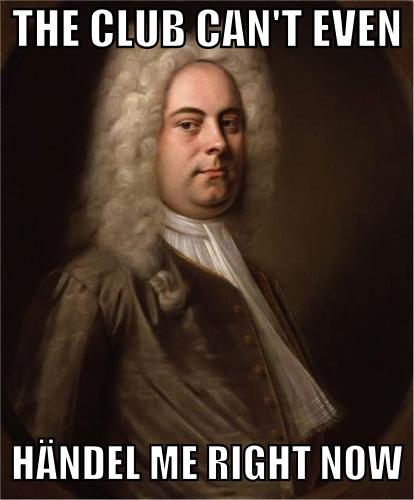 Handel Meme
