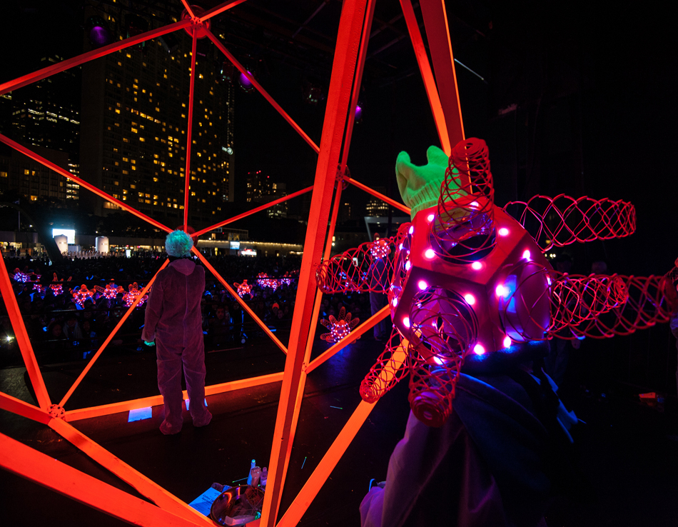 Tonight's the night for Scotiabank Nuit Blanche