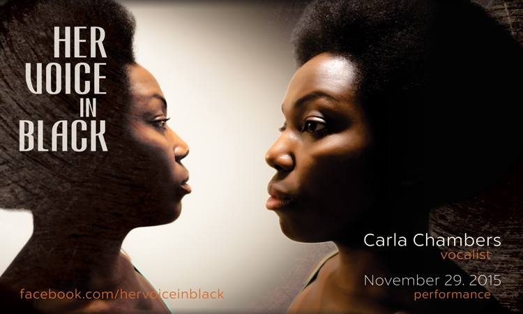 HER VOICE IN BLACK: Black Female Narrative in Lyric Theatre by Carla Chambers