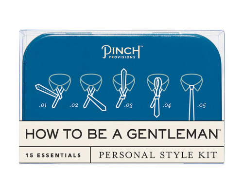 how to be a gentleman Art Life and Stilettos