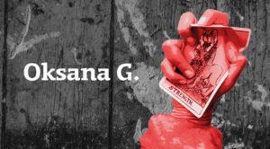 Oksana G. @ Imperial Oil Opera Theatre | Toronto | Ontario | Canada