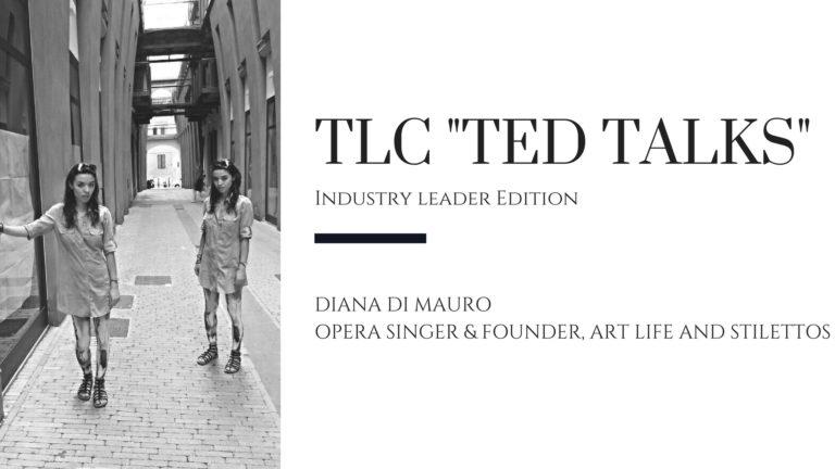TLC Ted Talks: Industry Leader Edition