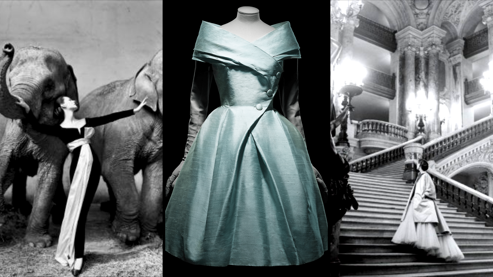 christian dior vintage couture at the rom art life and