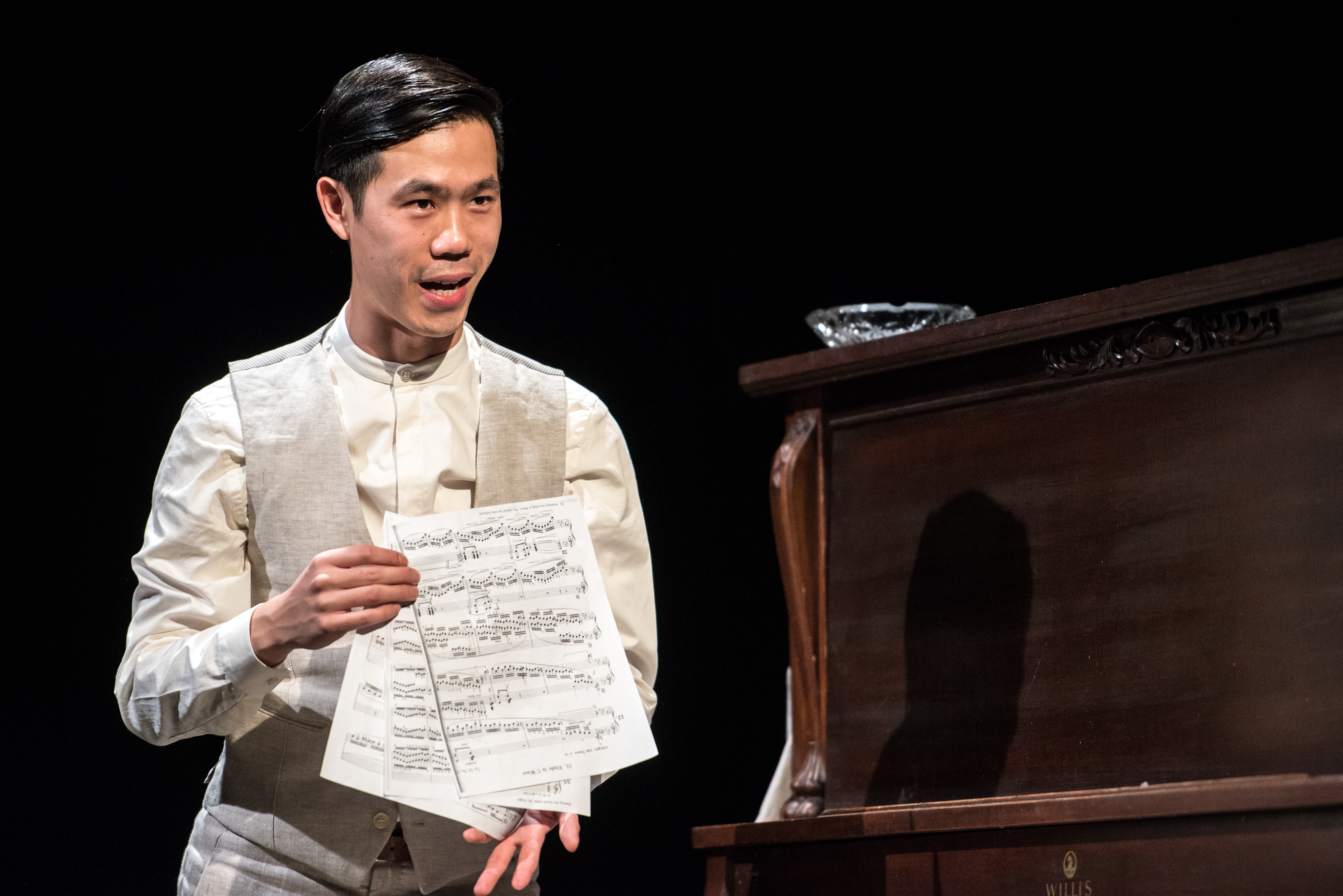 Photo of Jeff Ho in Trace by Dahlia Katz