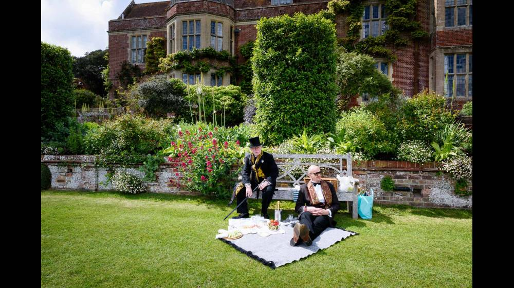 Glyndebourne photo by James Bellorini