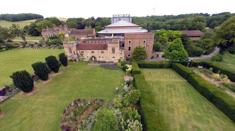 Glyndebourne by Bill Hunter