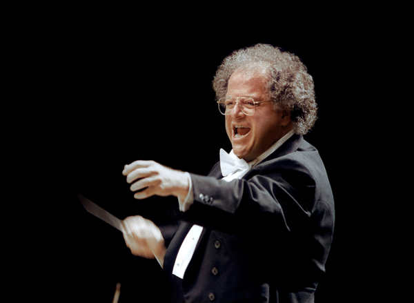 Conductor James Levine, accused of molestation, is suspended from The Met