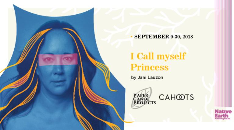 Review: I Call Myself Princess