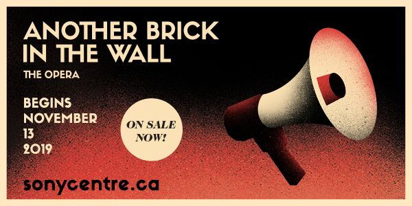 ANOTHER BRICK IN THE WALL: THE OPERA