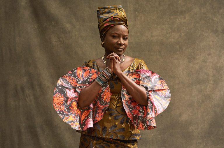 Current Mood: Angélique Kidjo